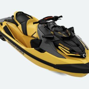RXT-X RS 300 Millenium Yellow vannscooter